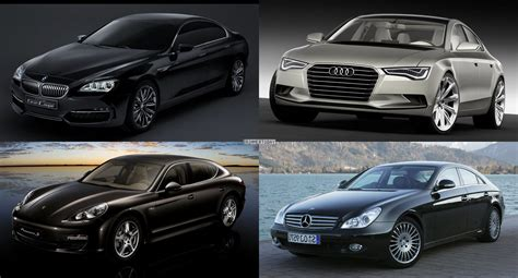 porsche audi photo comparison bmw gran coupe vs audi sportback vs