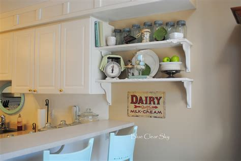 Kitchen Shelf Decorating Ideas Kitchen Shelves Decoration House Experience