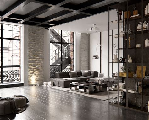 loft interior design 2 chic and cozy cosmopolitan lofts