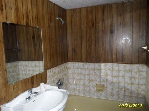 home remodeling wood paneled bathroom ideas design how