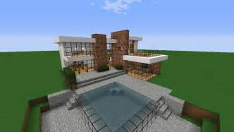 Modern House Minecraft by Modern House Minecraft Project