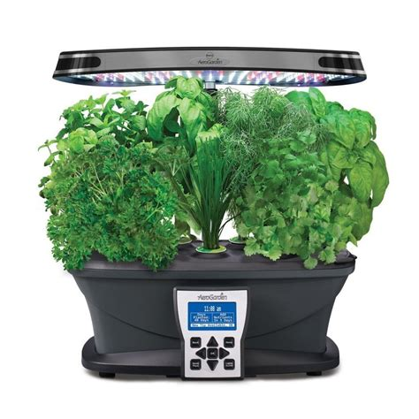 best indoor garden system best hydroponic systems for getting started with indoor