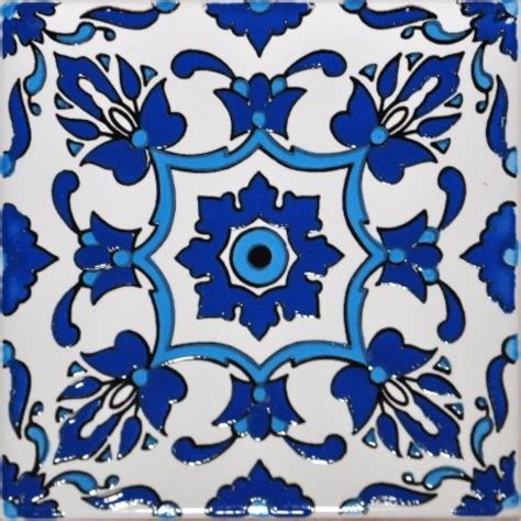 piastrelle tunisine arredamento cucina bicolore e mattonelle tunisine