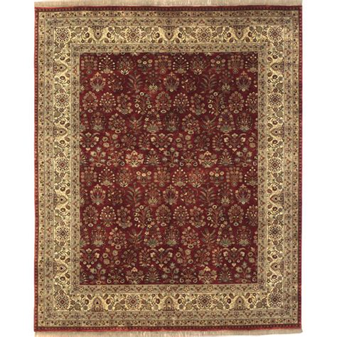 shalimar floral stickley rug