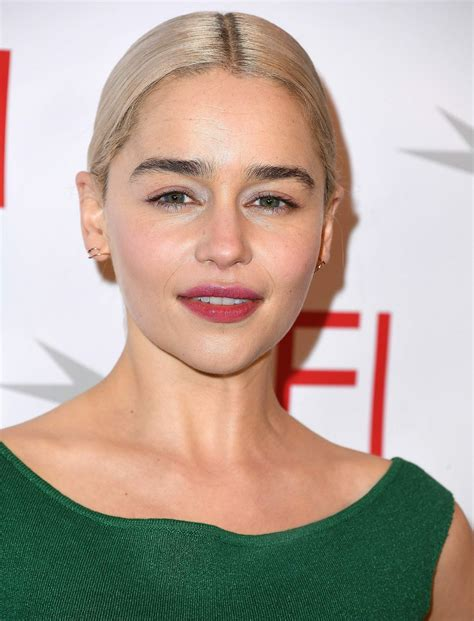emilia clarke emilia clarke afi awards 2018 in los angeles
