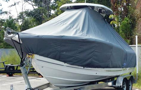 boat covers in charleston sc tidewater 174 230cc t top boat cover elite 1149 ttopcover tm