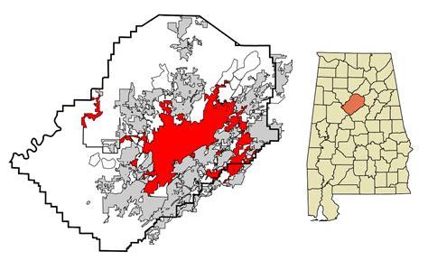 Jefferson County Alabama Property Records Map Of Jefferson County Alabama Afputra