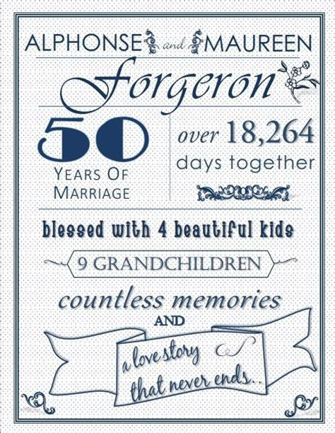Wedding Anniversary One Liners by Best 25 50th Anniversary Quotes Ideas On Diy