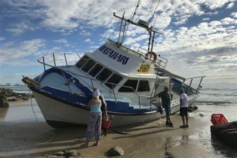 alaska fishing boat crash sleeping teen blamed for crashing crabbing boat onto