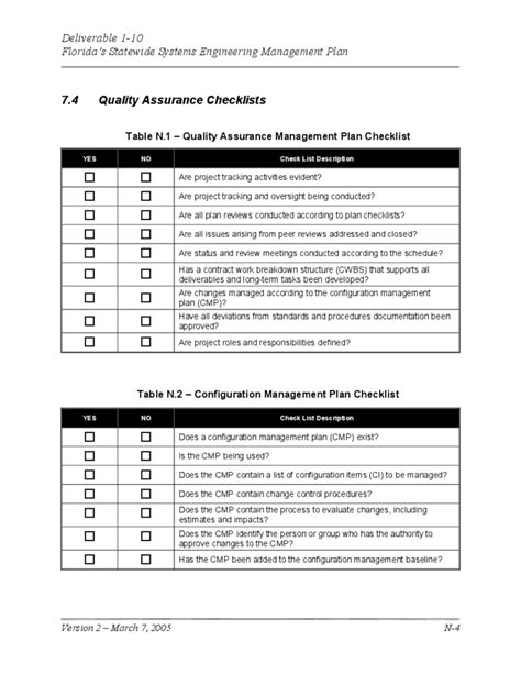 quality plan template free quality management plan template free