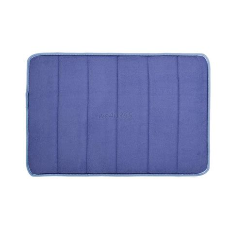 memory foam rugs for bathroom memory foam bath mat absorbent non slip bath mat pad