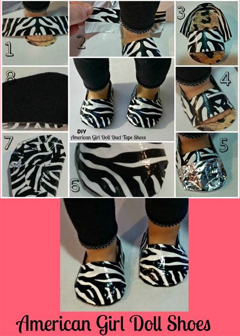 diy american doll shoes best 25 american doll shoes ideas on