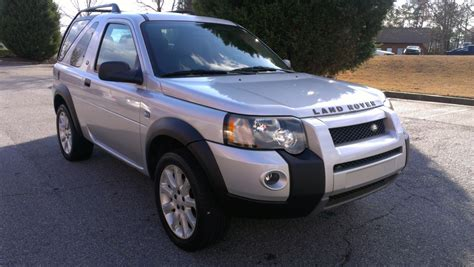 2005 Land Rover Freelander Pictures Cargurus