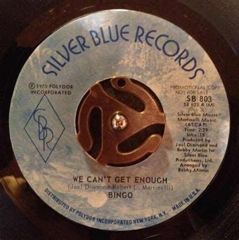 The Adverts We Cant Get Enough Of by Vinyl From Soultown Bingo We Can T Get Enough