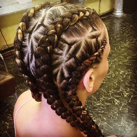 goddess braids for white women 21 trendy braided hairstyles to try this summer best