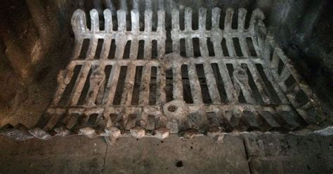 uses of a wood fireplace grate hometalk