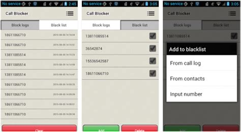 call blocker android 5 best call blocker apps for samsung galaxy s7 edge