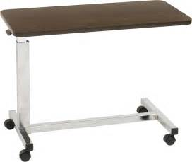 bed tables low height overbed table drive medical