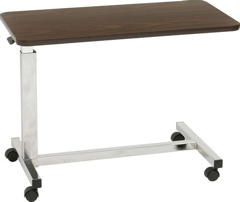 low height overbed table drive medical
