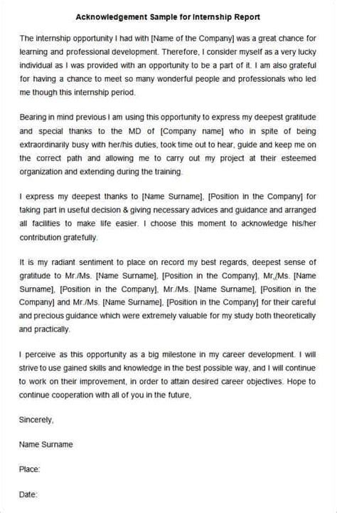 Acknowledgement Letter For Years Of Service 33 Acknowledgement Letter Templates Free Sles Exles Format Free Premium