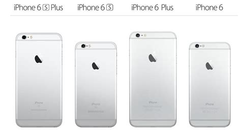iphone 6 vs 6s iphone 6 vs iphone 6s comparison macworld uk