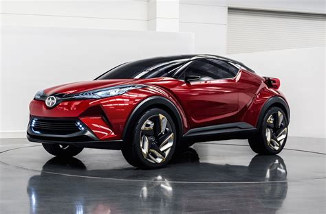 toyota scion toyota s next crossover is the scion c hr concept