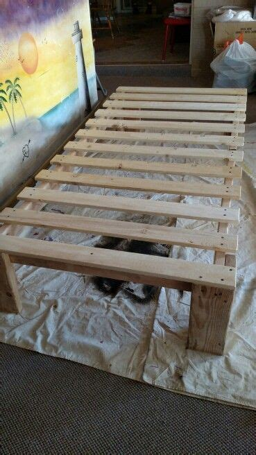 twin xl platform bed frame   home   diy