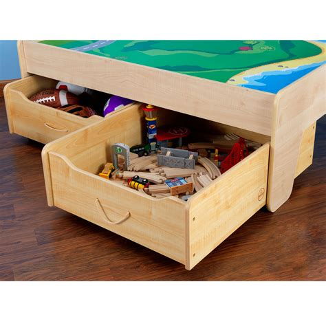 Kidkraft Table With Drawers by Kidkraft Trundle Drawer For Table Dressers