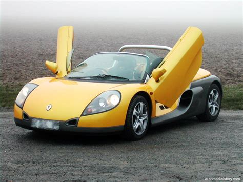 renault sport spider 1995 renault sport spider related infomation