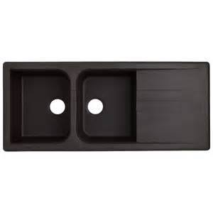 Kitchen Cabinet Shelf Hardware 46 quot owensboro double bowl drop in granite composite sink