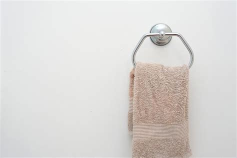 where to put hand towel in bathroom free image of hand towel