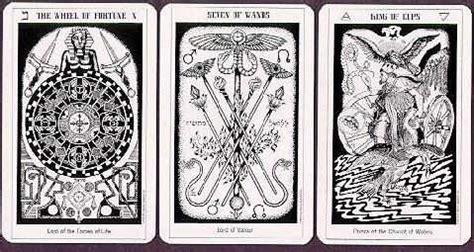 libro hermetic tarot deck hermetic tarot
