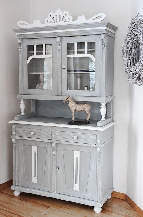 k 252 chenschrank aufarbeiten dekor - Antike Küchenschränke