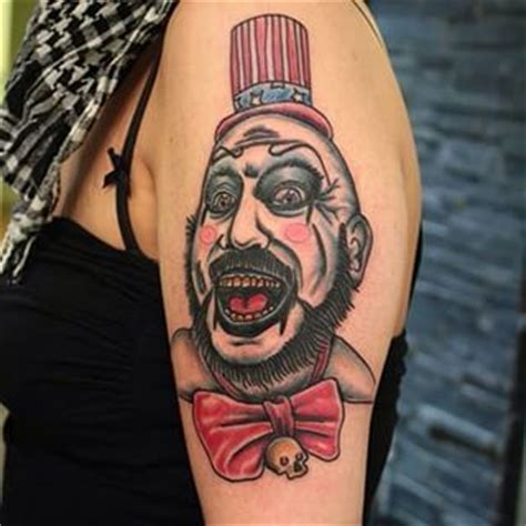 spaulding tattoo 17 best images about captain spaulding tattoos on