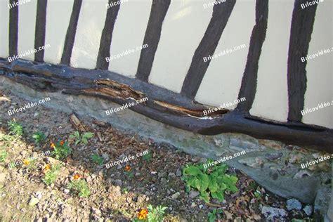 Reparer Une Poutre Vermoulue by Conseils R 233 Paration Menuiserie Grosse Poutre Bois Sur