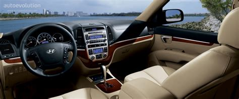 Hyundai Santa Fe 2006 Interior by Hyundai Santa Fe Specs 2006 2007 2008 2009
