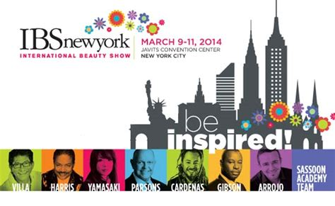 nyc hair show 2014 ibs new york 2014 features some of the industry s hottest