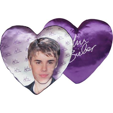 Justin Bieber Pillow by Walmart
