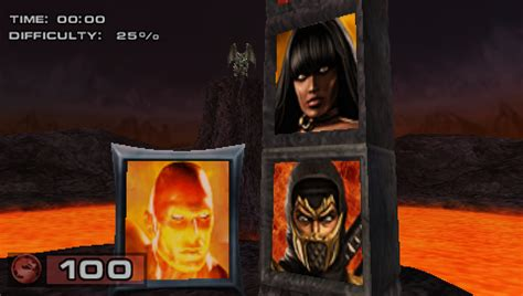 mkwarehouse mortal kombat unchained screenshots