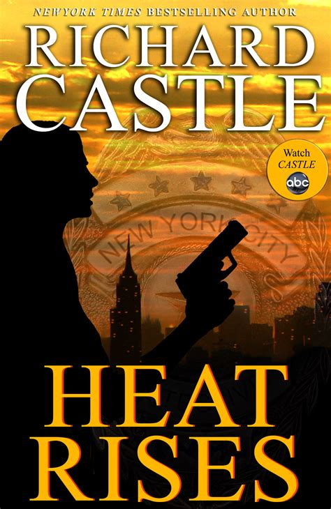 heat castle books book review ftn reviews heat rises by richard castle