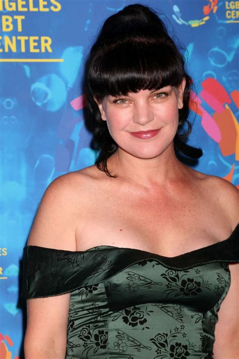 pauley perrette glasses pauley perrette at lgbt center s 47th anniversary gala