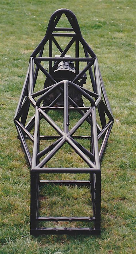 design space frame chassis mccabe motorsport