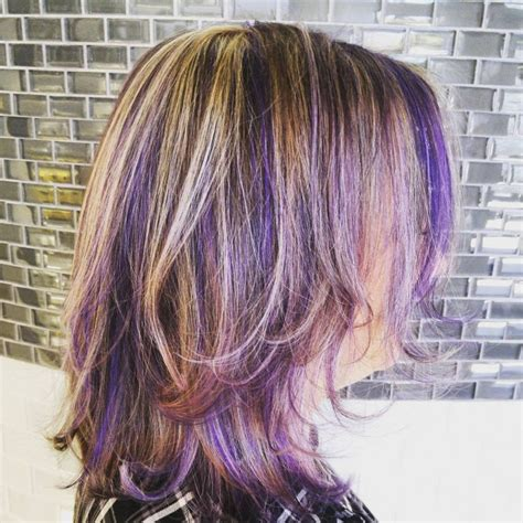 purple shoo for purple highlights 25 best purple highlights ideas on pinterest purple brown
