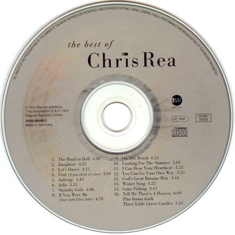 the best of chris rea album the best of chris rea mp3 buy tracklist