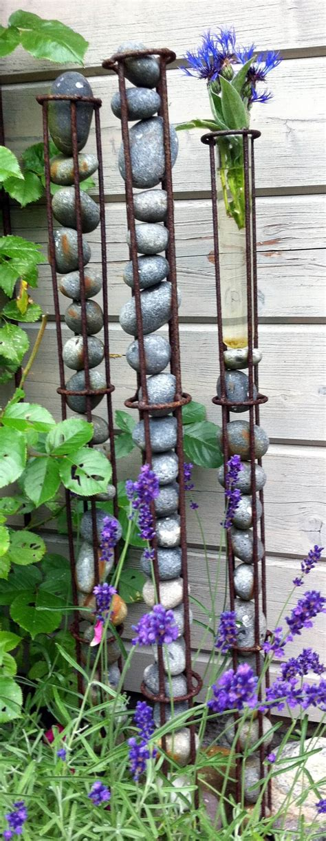 23 best diy garden ideas and designs with rocks for 2019