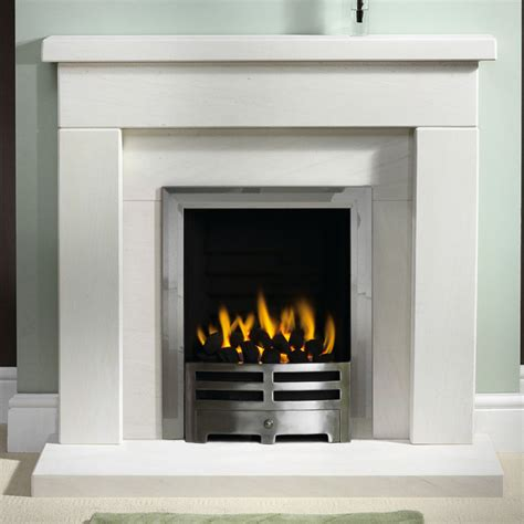 Limestone Fireplace by Gallery Durrington 42 Quot Limestone Fireplace Suite
