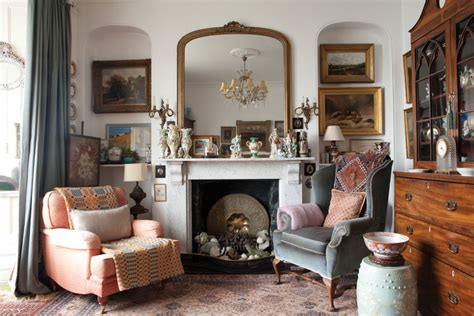 period living rooms drawing room with antiques period living