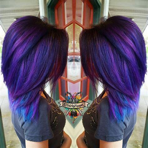splat hair color ideas best 25 splat hair dye ideas on pinterest splat purple