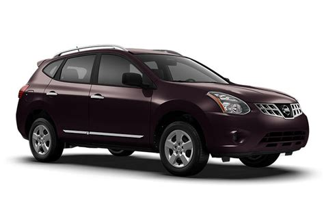 purple nissan rogue nissan rogue select 2014 couleurs colors
