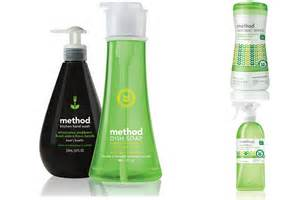 Eco Friendly Cleaning Products one stylish momma fall 2010 method s eco friendly